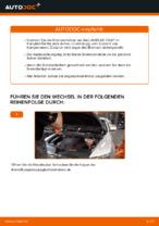 Wie Drehzahlfühler beim AUDI A6 (4F2, C6) wechseln - Handbuch online