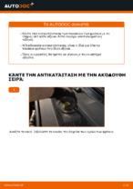 Μάθετε πώς να διορθώσετε το πρόβλημα του Τακάκια Φρένων εμπρος και πίσω AUDI