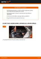 AUDI tagumine ja eesmine Piduriketas vahetamine DIY - online käsiraamatute pdf