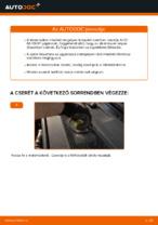 Műhely kézikönyv: AUDI A6
