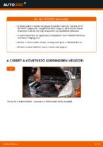 AUDI A6 hibaelhárítási kézikönyv