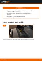 AUDI A6 Bremžu uzlikas maiņa: bezmaksas pdf