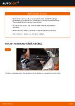 Audi A6 C4 Avant instrukcijas par remontu un apkopi