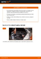 Instrucțiunile online gratuite cum să reînnoiți Kit discuri frana AUDI A6 (4F2, C6)