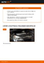 Automekaniker anbefalinger for udskiftning af RENAULT Renault Clio 2 1.2 16V Hjulleje