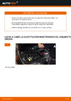 Instalación Muelle de chasis RENAULT MEGANE II Saloon (LM0/1_) - tutorial paso a paso