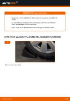Guida passo passo alla riparazione AUDI A6