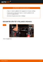 RENAULT CLIO reparera bruksanvisning
