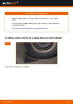 Dielňa príručka pre RENAULT SYMBOL / THALIA