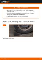 Manual de oficina para Renault Clio 1