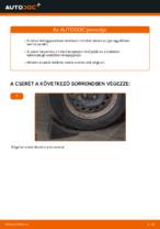 Autószerelői ajánlások - RENAULT Renault Clio 2 1.2 16V Vezetőkar fej csere