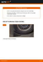 aizmugurē labais Motora stiprinājums nomaiņa RENAULT CLIO: tiešsaistes pamācības