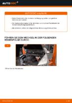Tipps von Automechanikern zum Wechsel von AUDI Audi A6 4f2 2.0 TDI Bremsbeläge