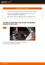 OPTIMAL 100550L für A6 Limousine (4F2, C6) | PDF Handbuch zum Wechsel