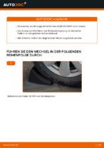 Wie Radlagersatz AUDI A6 tauschen und einstellen: PDF-Tutorial
