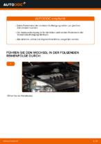 Stoßdämpfer Satz Öldruck und Gasdruck auswechseln: Online-Handbuch für RENAULT CLIO