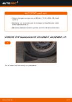 Hoe Wiellagerset veranderen en installeren RENAULT CLIO: pdf handleiding