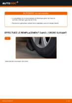 Comment remplacer l'arbre inférieur de la suspension indépendante avant sur une Audi A6 C6_4F