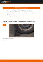 Instruktionsbog RENAULT gratis