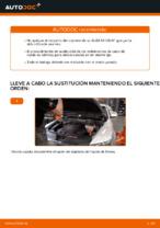 Cambio Juego de cojinete de rueda trasera izquierda derecha AUDI A6: tutorial en línea