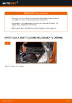 Sostituzione Ammortizzatori AUDI A6: pdf gratuito
