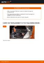 AUDI A6 service manuals