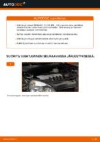RENAULT huolto - käsikirja pdf