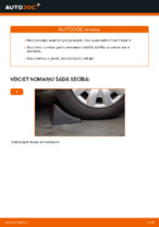 Automehāniķu ieteikumi FORD Ford Fiesta V jh jd 1.4 16V Salona filtrs nomaiņai