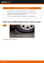 Notre guide PDF gratuit vous aidera à résoudre vos problèmes de FORD Ford Fiesta V jh jd 1.4 16V Roulement De Roues