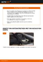 Οι συστάσεις του μηχανικού αυτοκινήτου για την αντικατάσταση MINI MINI MINI (R50, R53) 1.6 One Τακάκια Φρένων