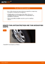 Αντικατάσταση Αμορτισέρ εμπρος MINI μόνοι σας - online εγχειρίδια pdf