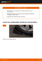 AUDI omaniku käsiraamat pdf