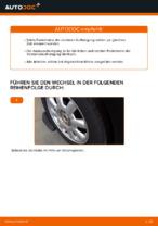Wann Stoßdämpfer Satz austauschen: PDF Anleitung für MINI MINI (R50, R53)