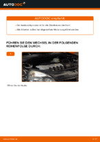 RENAULT Zündkerzensatz wechseln - Online-Handbuch PDF