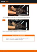 Comment remplacer les essuie-glaces avant sur une RENAULT CLIO II (BB_, CB_)
