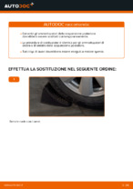 Impara a risolvere il problema con Ammortizzatori anteriore AUDI