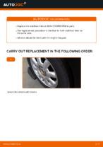 PDF Repair tutorial of car spares: MINI Countryman (R60)