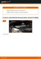 Ilmaiset ohjeet verkossa kuinka vaihtaa Tulpat RENAULT CLIO II (BB0/1/2_, CB0/1/2_)