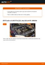 Como substituir a bobina de ignição em OPEL ASTRA G (T98, F08, F48)