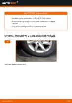 Jak vyměnit a regulovat Tyč stabilizátoru PEUGEOT 208: průvodce pdf