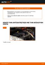 Οι συστάσεις του μηχανικού αυτοκινήτου για την αντικατάσταση PEUGEOT Peugeot 208 1 1.2 Τακάκια Φρένων