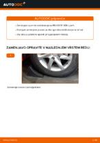 Avtomehanična priporočil za zamenjavo PEUGEOT Peugeot 208 1 1.2 Vzmetenje
