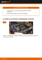 Autószerelői ajánlások - OPEL Opel Astra g f48 1.6 (F08, F48) Fékbetét csere
