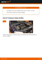 Automehāniķu ieteikumi OPEL Opel Astra g f48 1.6 (F08, F48) Svira nomaiņai