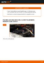 Luftfiltereinsatz Auto Ersatz auswechseln: Online-Handbuch für PEUGEOT 208