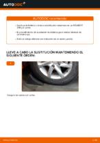 Instrucciones gratuitas en línea sobre cómo renovar Tirante barra estabilizadora PEUGEOT 208
