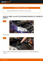 repuestos PEUGEOT 208 I Hatchback (CA_, CC_) | PDF Tutorial de reparación