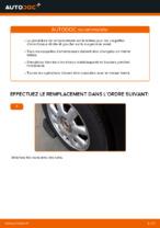 Quand changer Fixation de jambe de suspension MINI MINI (R50, R53) : manuel pdf