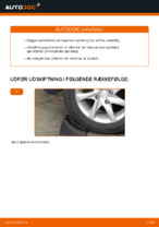 Automekaniker anbefalinger for udskiftning af PEUGEOT Peugeot 208 1 1.2 Bremseklodser