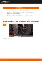 Darmowe instrukcje online jak odnowić Drążek wspornik stabilizator RENAULT CLIO II (BB0/1/2_, CB0/1/2_)